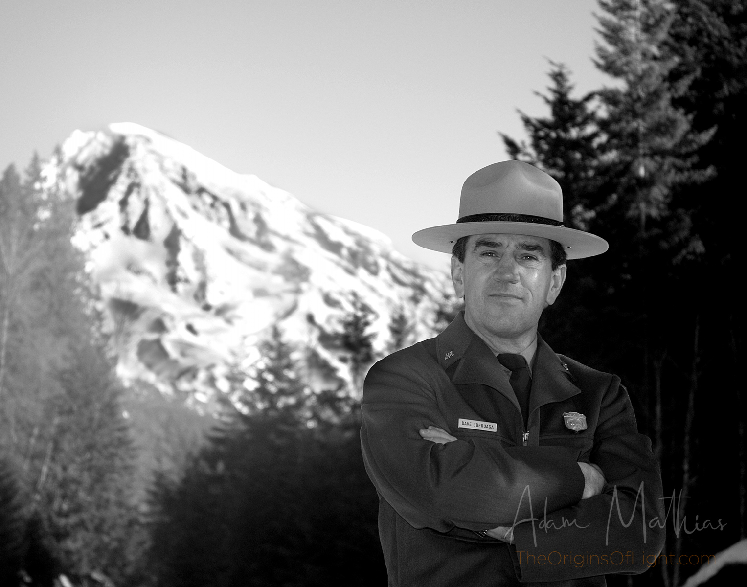 Superintendent, Mt. Rainier National Park