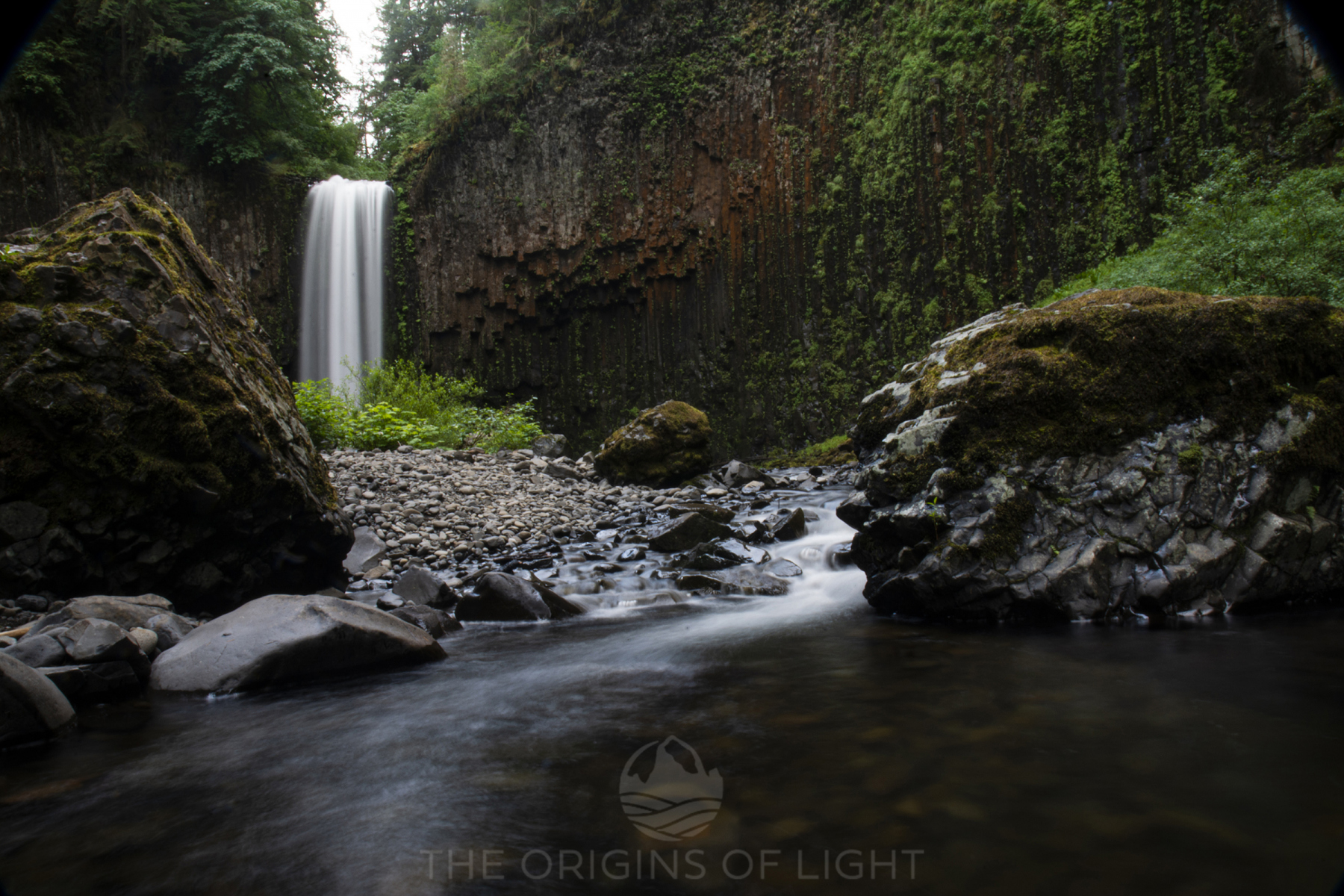 Abiqua Falls Oregon