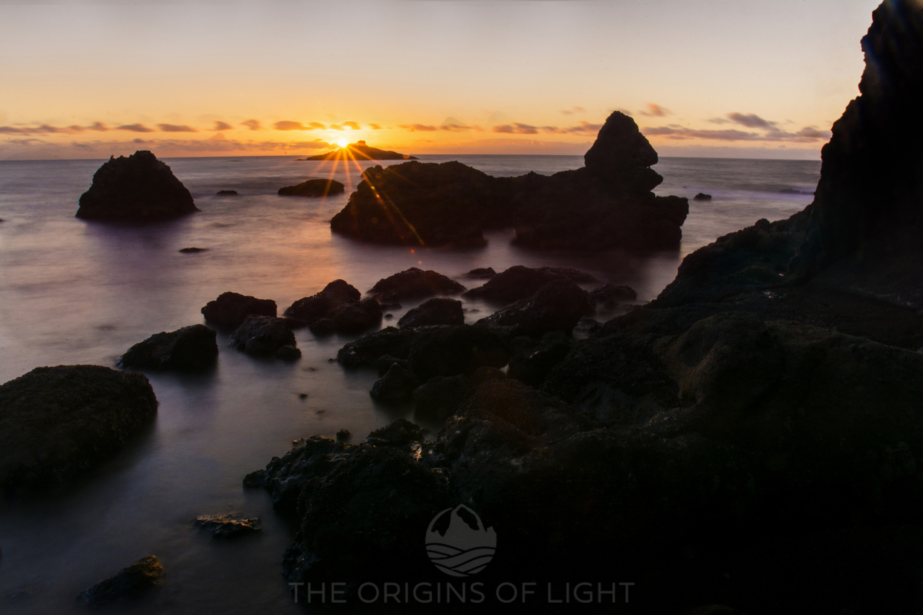 Sundown at Land's End